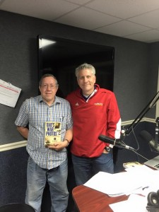 Neal Bertrand with Dave Schwartz