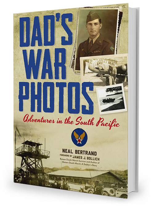 Dad's War Photos: Adventures in the South Pacific