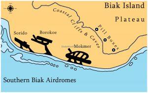 Biak-Airdromes